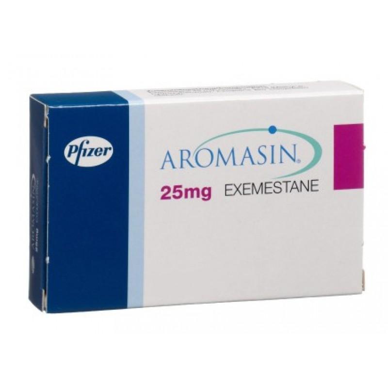 Аромазин Aromasin Tabl/100 St