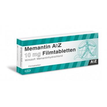 Купить Мемантин Memantin 10 мг/ 98 таблеток в Москве