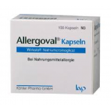 Аллерговал ALLERGOVAL 100 шт