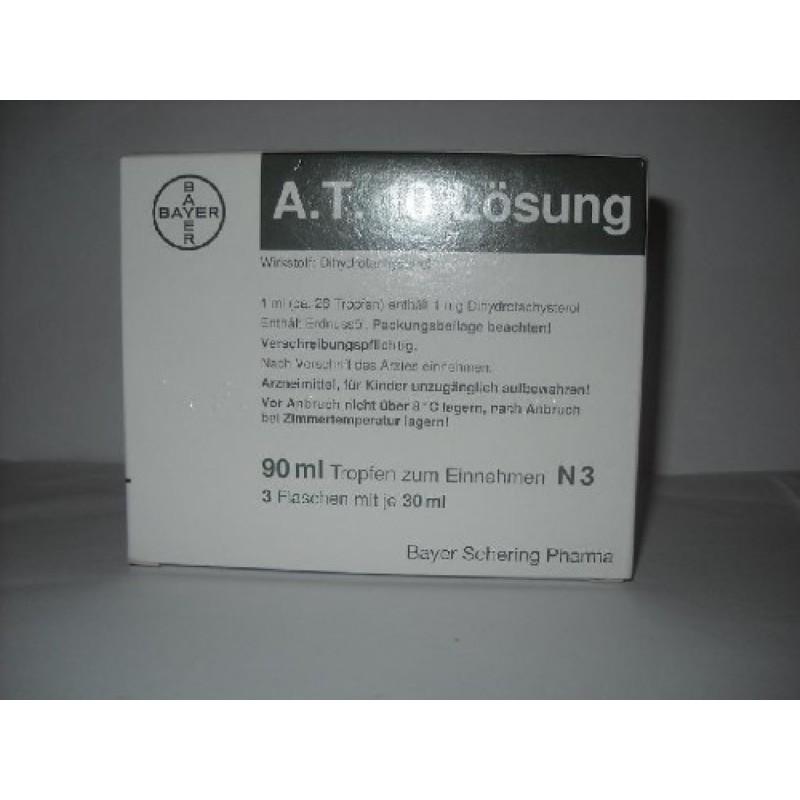 Дигидротахистерол Dihydrotachysterol 3/30мл