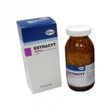 Купить Эстрацит ESTRACYT 140 мг/100 капсул в Москве