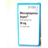 Меркаптопурин MERCAPTOPURIN Medice 10 mg /100 Шт