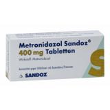 Метронидазол METRONIDAZOL 400 - 20Шт
