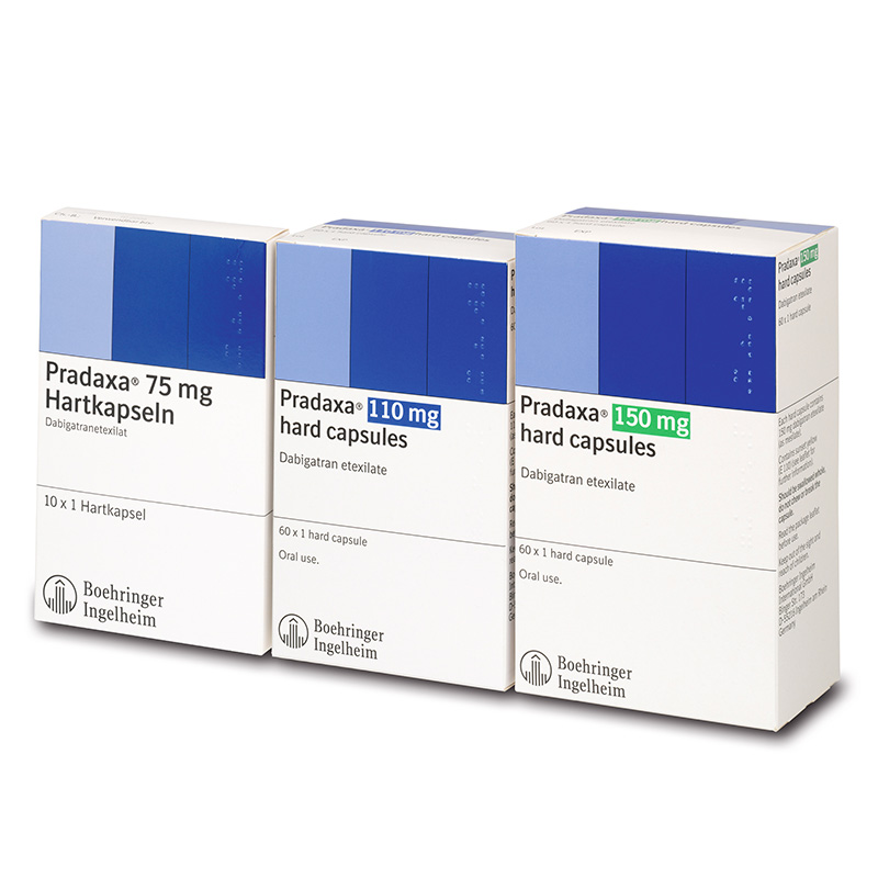 Прадакса PRADAXA 110 mg -180 Шт