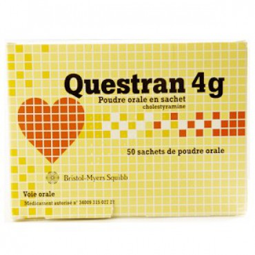 Купить Квестран Questran 4g/ 100 пакетиков   в Москве