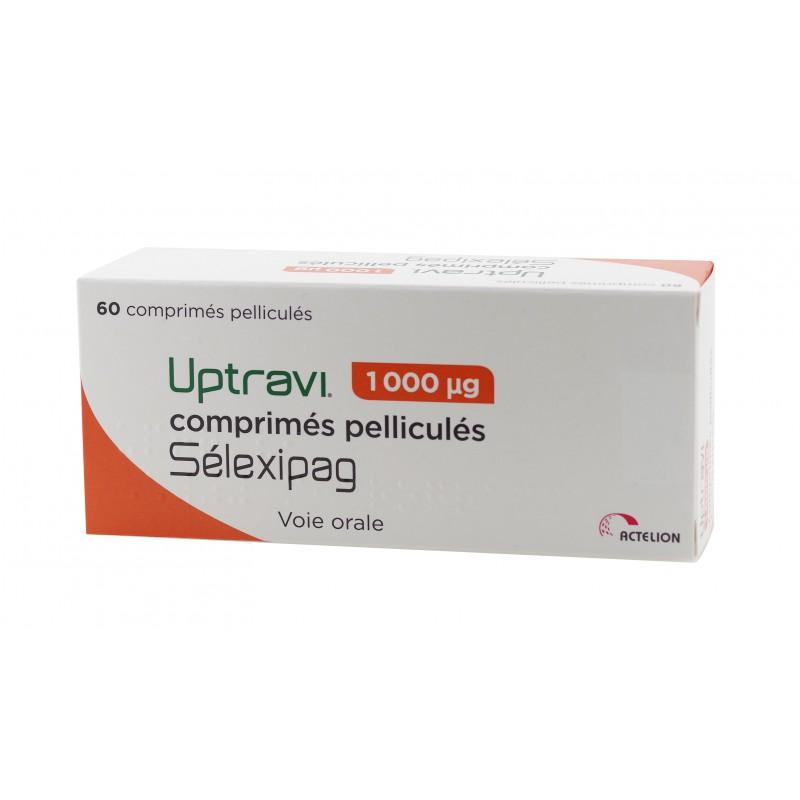 Селексипаг Уптрави Uptravi 1000 60 таблеток