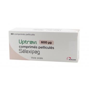 Купить Селексипаг Уптрави Uptravi 600 60 таблеток в Москве