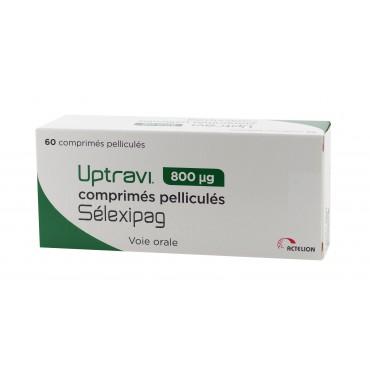Купить Селексипаг Уптрави Uptravi 800 60 таблеток в Москве