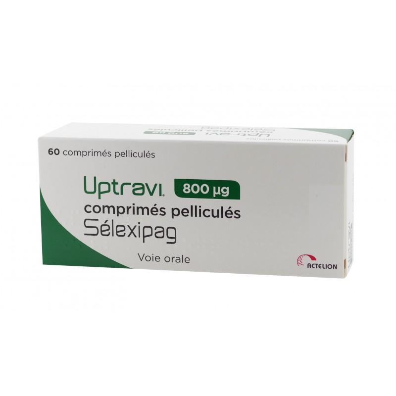 Селексипаг Уптрави Uptravi 800 60 таблеток