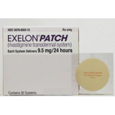 Купить Экселон EXELON 9,5 mg/84 Шт в Москве