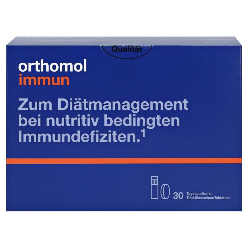 Ортомол Иммун Orthomol Immun 30 Шт