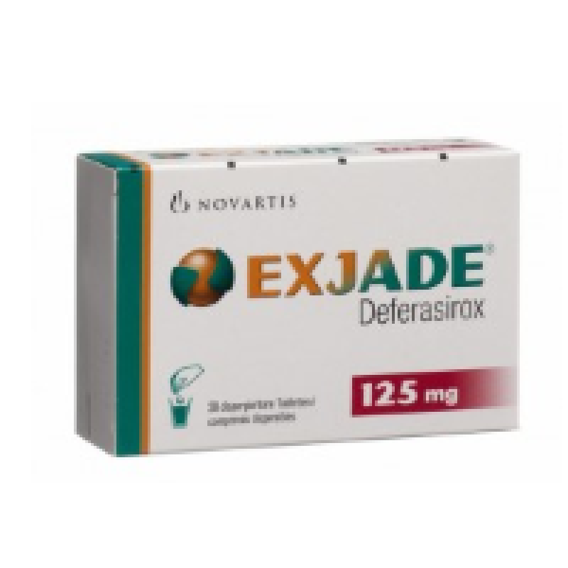 Эксиджад Exjade 125 мг/84 таблеток