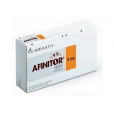 Купить Афинитор Afinitor 5 мг/30 таблеток в Москве