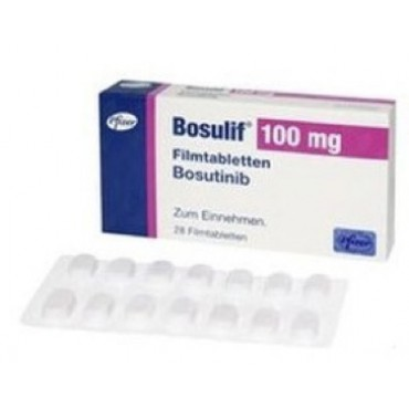 Купить Босулиф Bosulif 100MG/112 шт в Москве