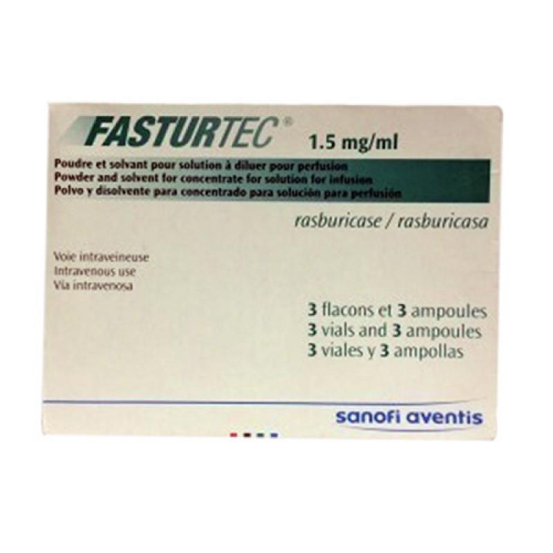 Фастуртек Fasturtec 7.5MG 1DFL - 1 Шт