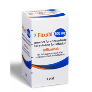 Купить Фликсаби Flixabi 100MG/1 флакон в Москве
