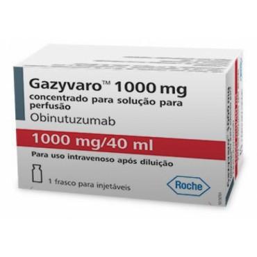 Купить Газиваро/Газива Gazyvaro (Обинутузумаб) в Москве