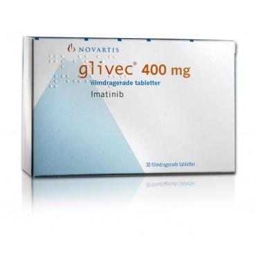 Купить Гливек Glivec 400 мг/30 таблеток в Москве
