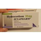 Гидрокортизон Hydrocortison 10MG /100 шт