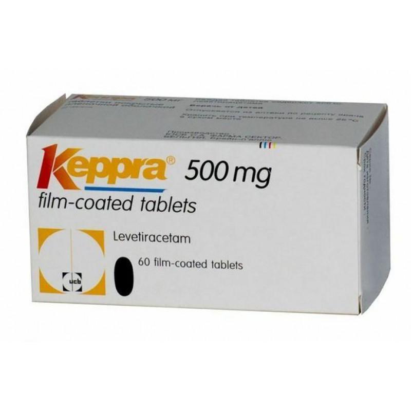 Кепра KEPPRA (Levetiracetam) 500 Mg 200 Шт.