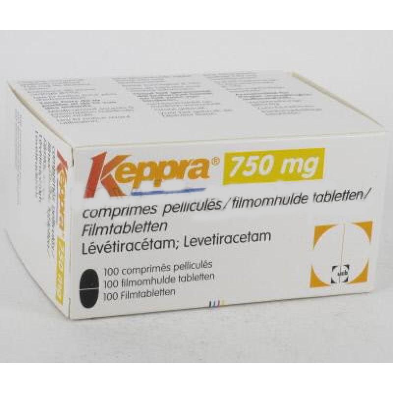 Кепра KEPPRA (Levetiracetam) 750 Mg 200 Шт.