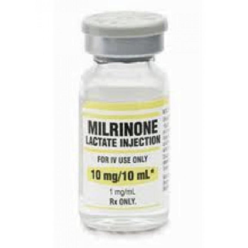 Милринон Milrinon Hikma 1MG/ML 10X10 ml