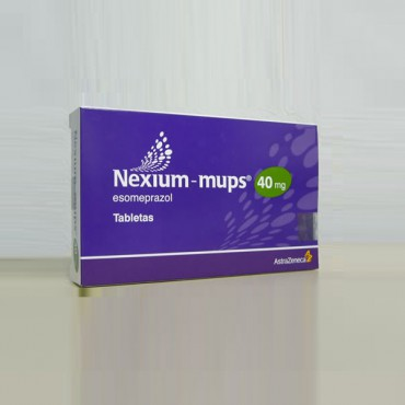 Купить Нексиум Nexium Mups 40MG/90 Шт в Москве