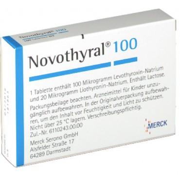 Купить Новотирал Novothyral 100/100 шт в Москве