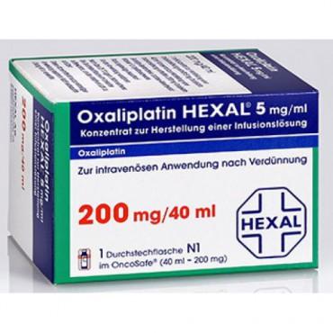 Купить Оксалиплатин Oxaliplatin WIN5MG/ML200MG/40Ml в Москве