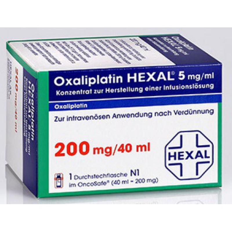 Оксалиплатин Oxaliplatin WIN5MG/ML200MG/40Ml