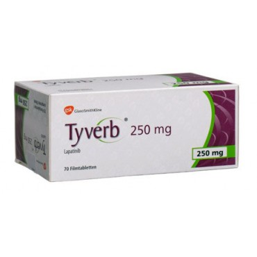 Купить Тайверб Tyverb 250 мг/70 таблеток в Москве