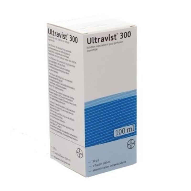 Ультравист Ultravist 300 8х500 Мл