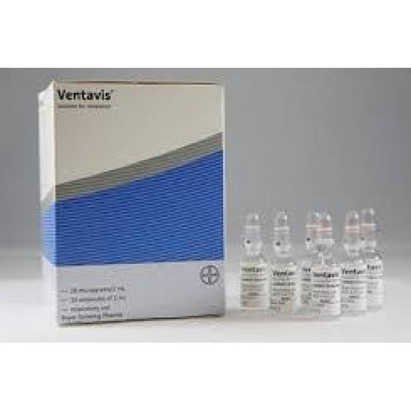 Вентавис Ventavis 20UG/ML 42 штX1 ml