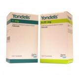 Йонделис Yondelis  0.25 мг/1 флакон