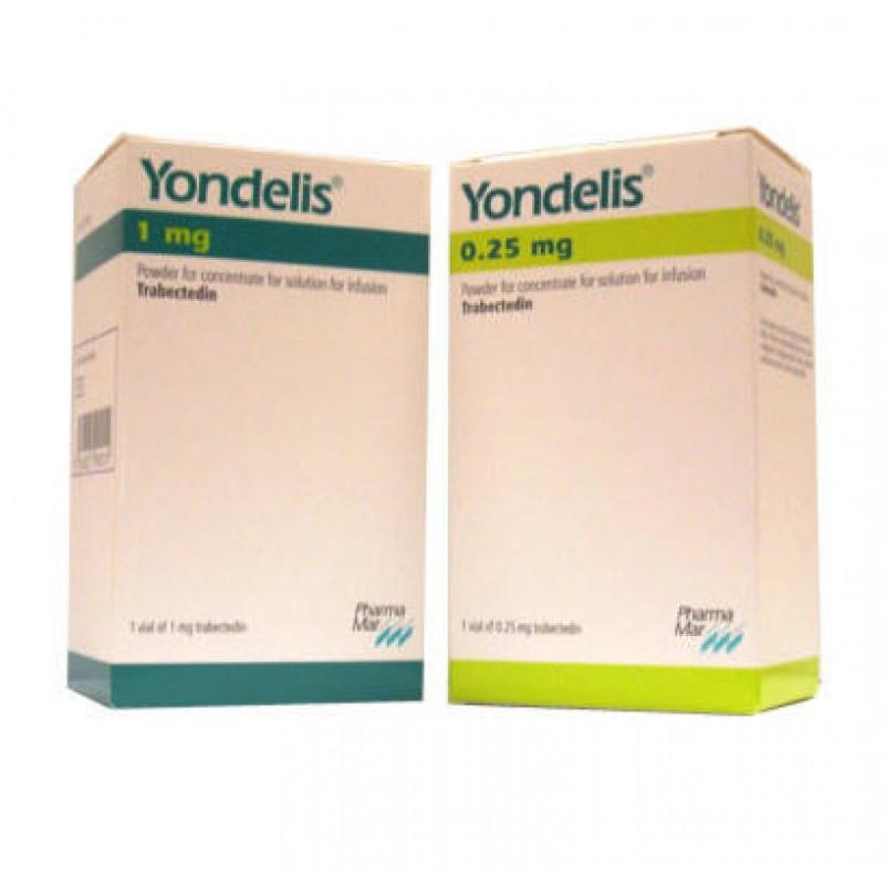 Йонделис Yondelis  1 мг/1 флакон