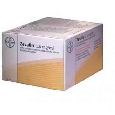 Купить Зевалин Zevalin 1.6 мг/мл в Москве