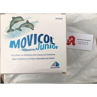 Купить Мовикол юниор Movicol Junior 6,9 гр /30 пакетиков   в Москве