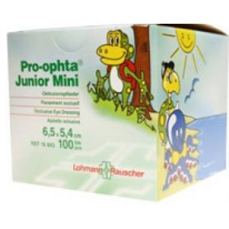 Про-Опта Джуниор PRO Ophta Junior Mini OKKL 100 Шт