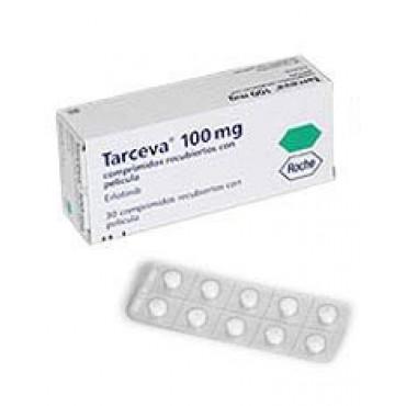Купить Тарцева Tarceva 100 mg 30 шт в Москве