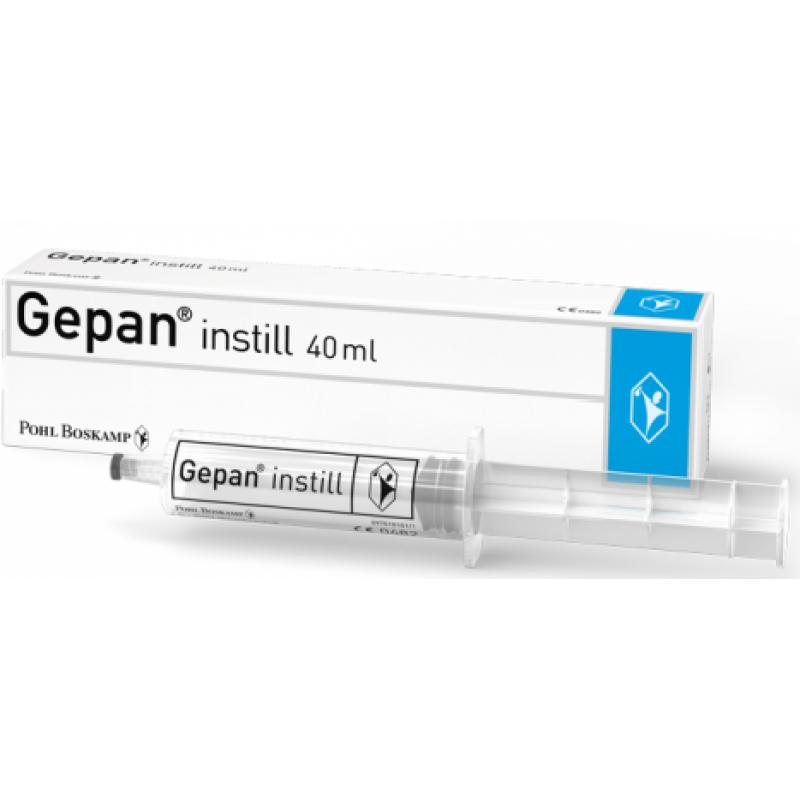 Гепан GEPAN Instill Lösung - 40ml